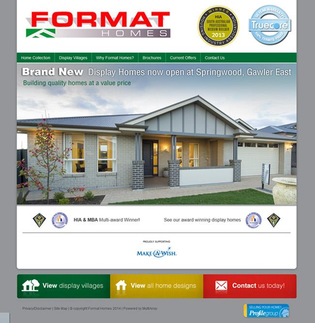 Format Homes