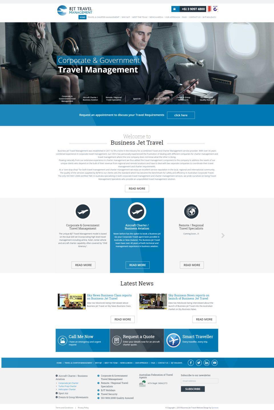 Website Design & Development Portfolio | Synotive