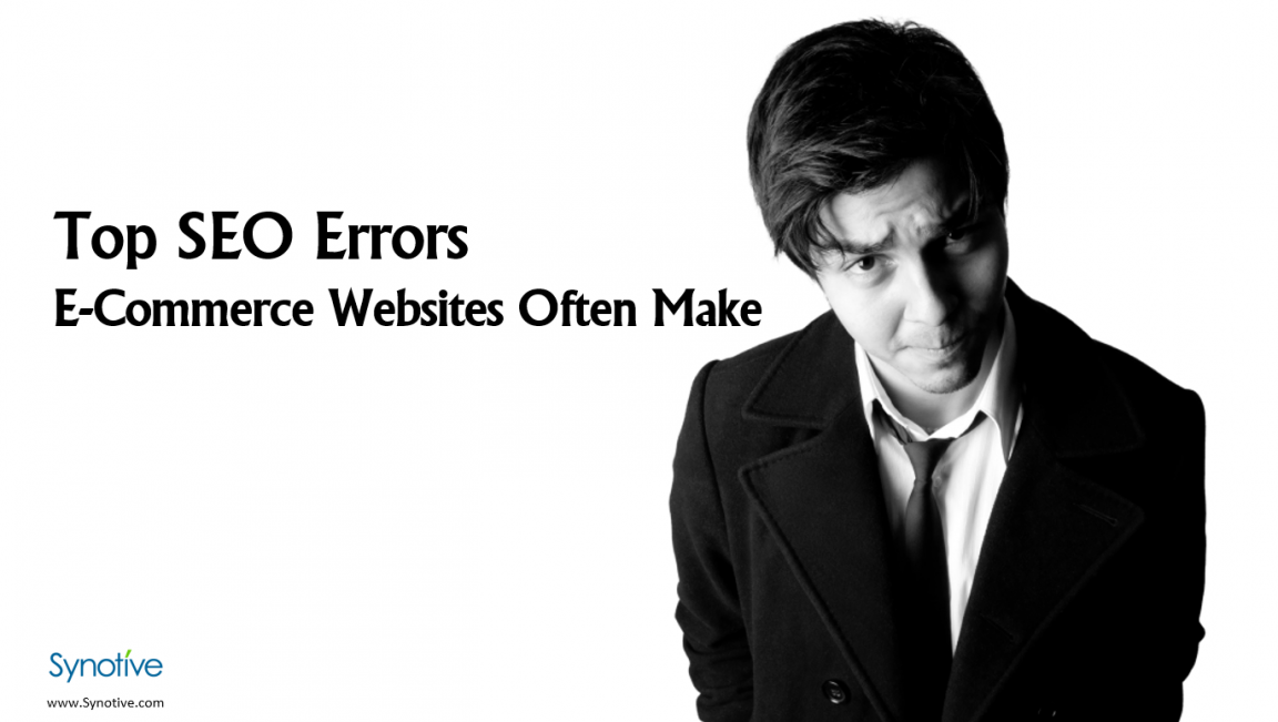 Top SEO Errors E-Commerce Websites Often Make