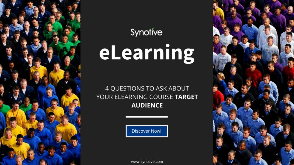 eLearning Course Target Audience