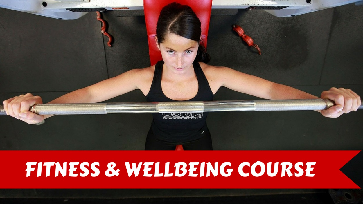 Fitness and Wellbeing Course