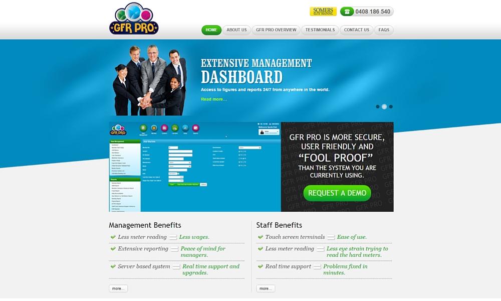 GFR Pro Web Design
