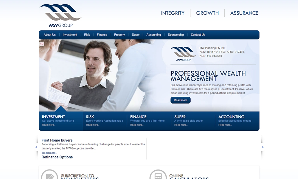 MW Group Web Design
