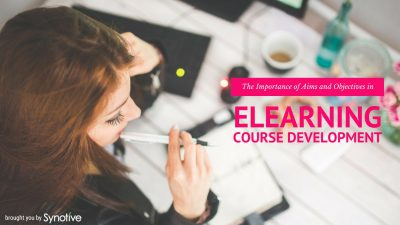 Aims and Objectives in eLearning