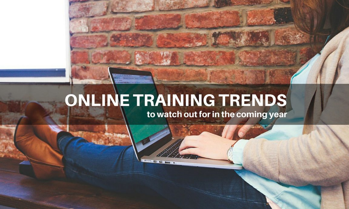 Online Training Trends
