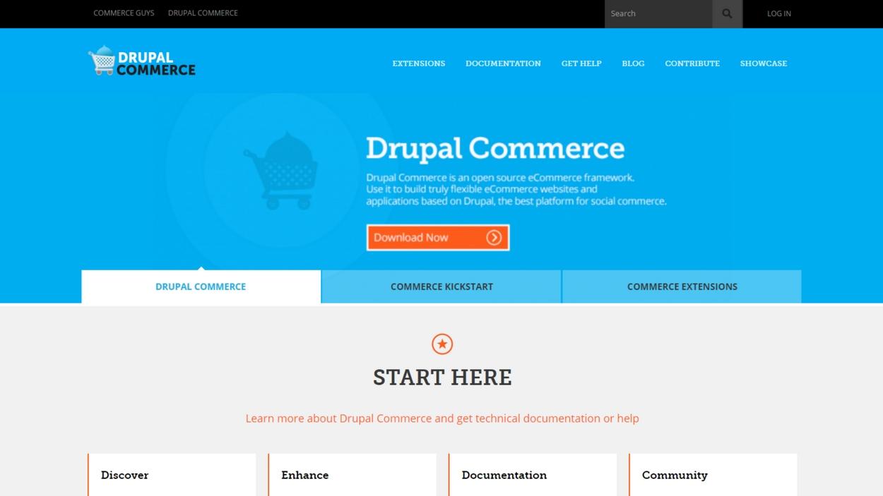 Drupal eCommerce Platform