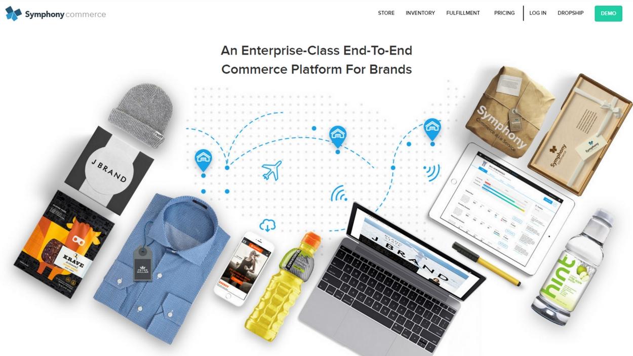 Symphony Commerce Platform