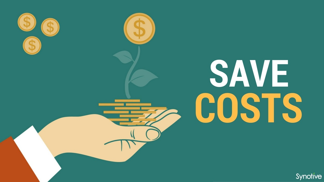 Save on costs