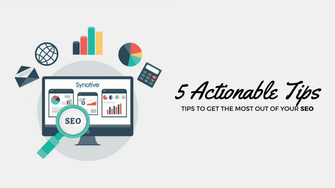 Actionable SEO Tips