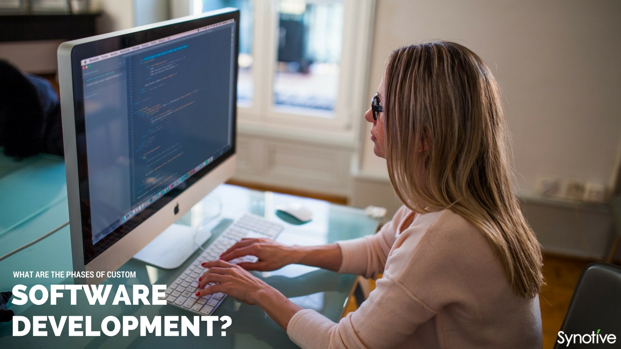Phases of Custom Software Development