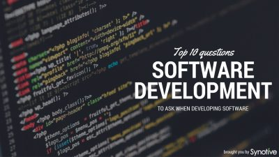 Software Development Client Questionnaire