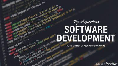 Software Development Client Questionnaire